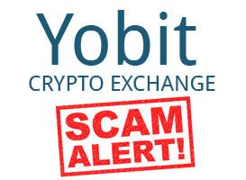 Yobit scam