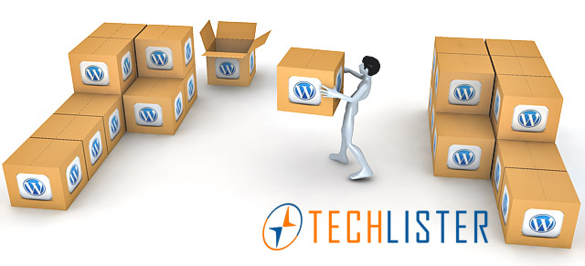 moving wordpress