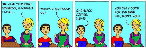 wi fi comics
