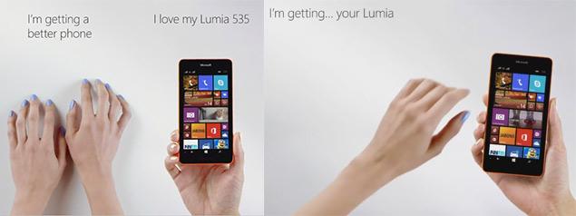 Windows Luma phones